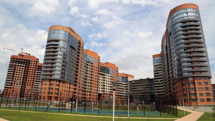 Квартиры небольшой площади уступают место квартирамXXL