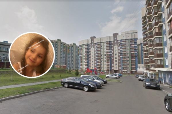 3-летняя Айша ушла со двора на Чернышевского 77