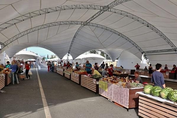 В Самаре товары можно приобрести в пяти торговых точках