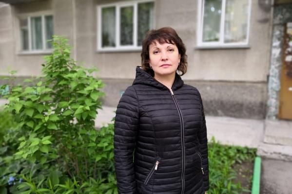 Елена Стихина спасла малолетнего ребёнка из задымлённой квартиры