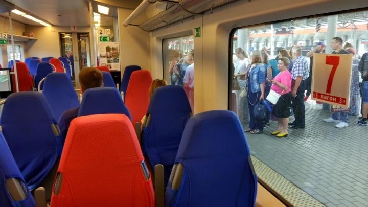 Нижегородцы смогут отправлять детей на «Ласточке» в Москву без взрослых
