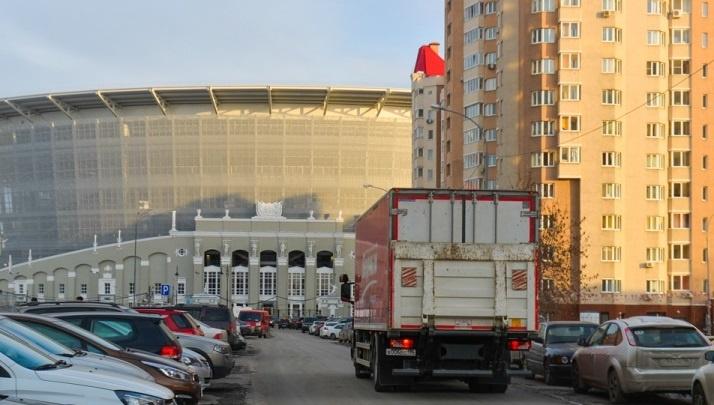 Ради первого матча на Центральном стадионе перекроют проезд по Ключевской