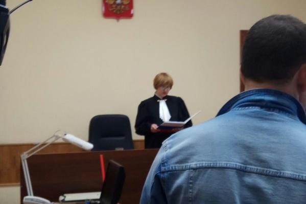 Депутату Волкову сегодня зачитали приговор