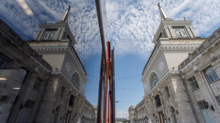 РЖД изменило расписание поездов из Волгограда в Санкт-Петербург и Москву