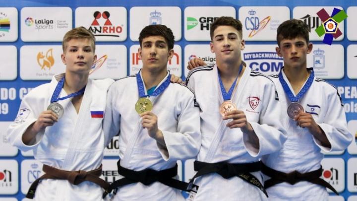 Уральские спортсмены завоевали четыре медали на Кубках Европы по дзюдо