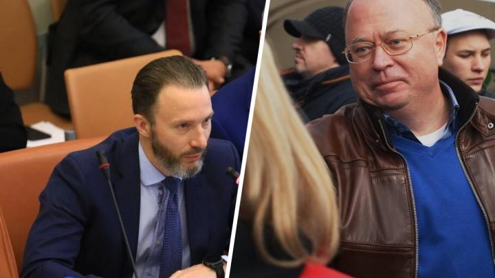Журналист просит генеральную прокуратуру проверить замгубернатора из-за обвинений в шантаже Усса