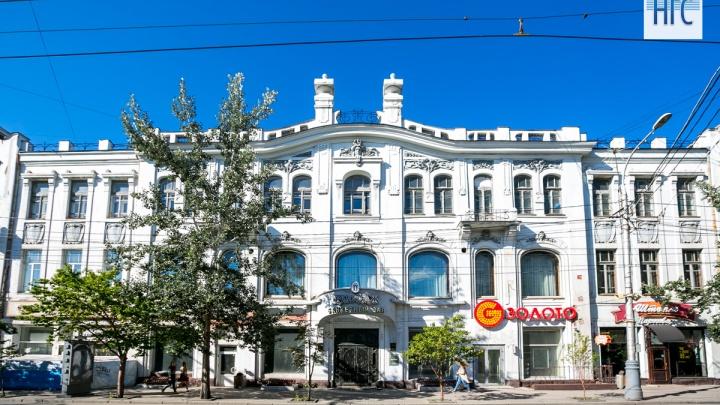 В домах по Ленина и Мира все балконы предполагается сделать одинаковыми