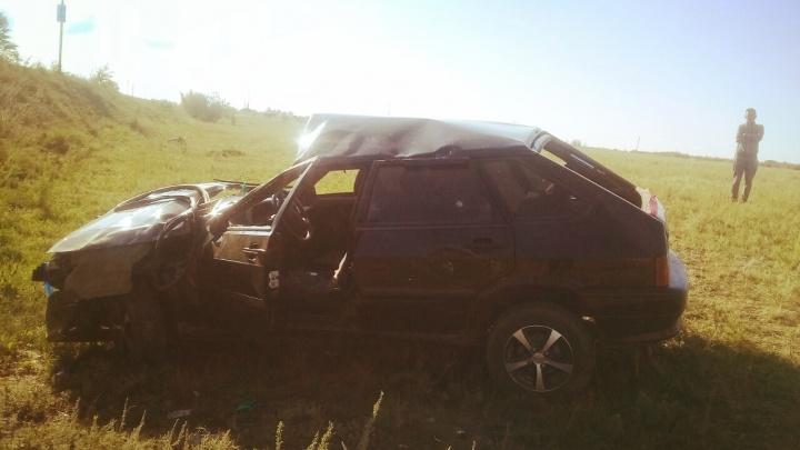 Девушка без прав устроила смертельное ДТП на трассе в Башкирии
