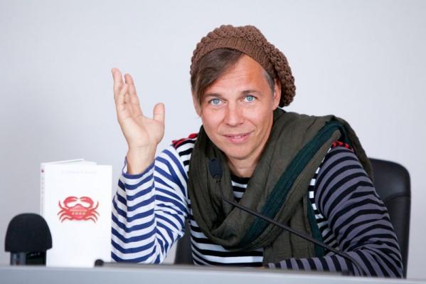 Илья Лагутенко снова приедет в Екатеринбург этим летом