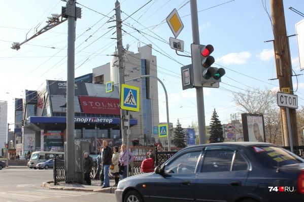 На рынке обслуживания светофоров особой конкуренции пока не наблюдалось
