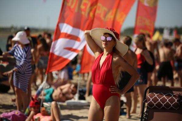 Фестиваль «Электронный берег» впервые прошёл четыре года назад