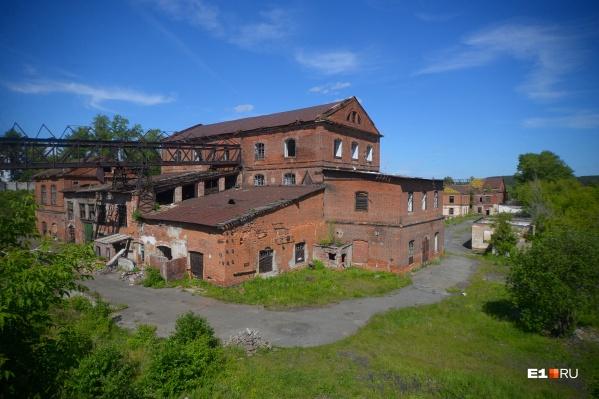Старинный завод в Сысерти относится к объектам культурного наследия федерального значения
