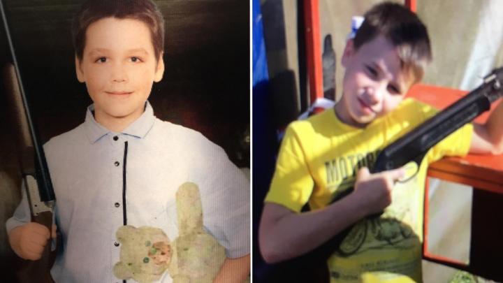 В Омске объявили поиски двух детей (обновлено)