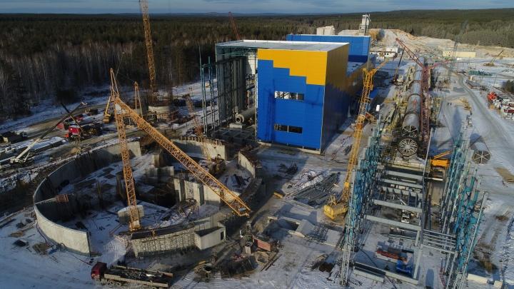 В 2020 году «Атомстройкомплекс» будет сам производить цемент для контроля стоимости жилья