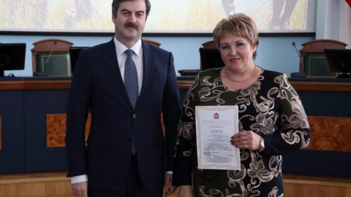 «Система действует результативно»: в Челябинске поздравили сотрудников комиссий по делам несовершеннолетних