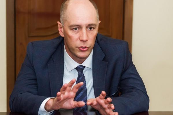 Сергей Приколотин занял должность министра в январе 2018 года
