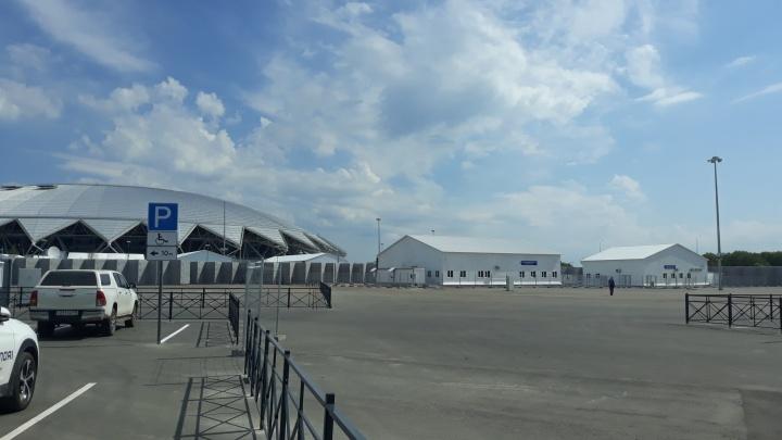 Парковки у «Самара Арены» станут платнымиво время матчей «Крыльев Советов»
