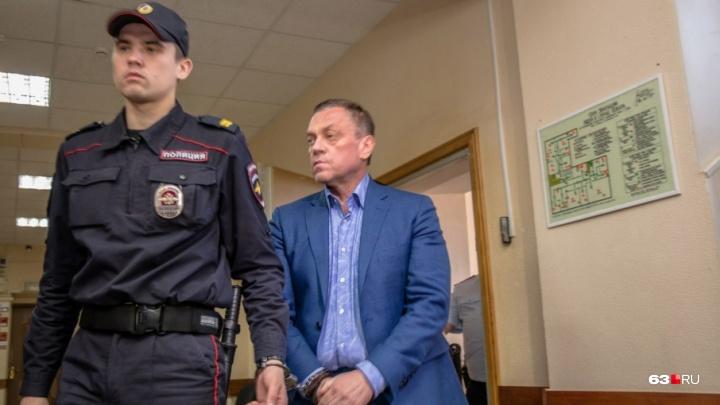 Экс-глава депстроя Сергей Рубаков просит смягчить наказание