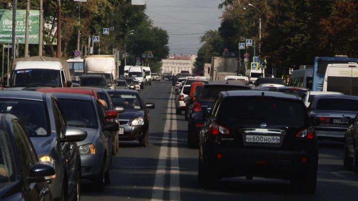 Областной Минтранс показал, как именно планируется соединить Московское шоссе с Ново-Садовой