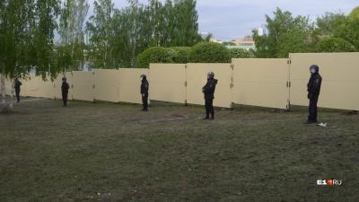 Фонд святой Екатерины: «Мы решили демонтировать забор на площадке у Театра драмы»