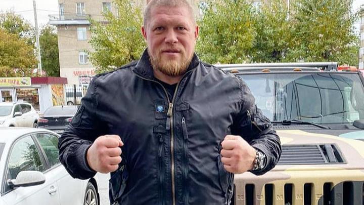 «Для меня это хороший соперник». Борец ММА Максим Новоселов поборол медведя из Прикамья