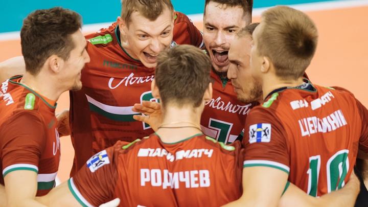 Пятая победа подряд: новосибирский «Локомотив» обыграл команду из Нижегородской области