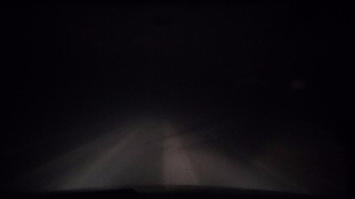 «Лучше сидеть дома»: трассы Волгоградской области окутало густым облаком тумана