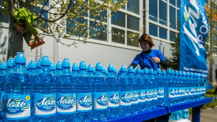 В Красноярске провели исследование бутилированной воды