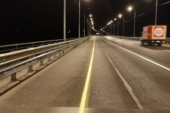 Мост через реку Гремячку будут проверять четыре дня