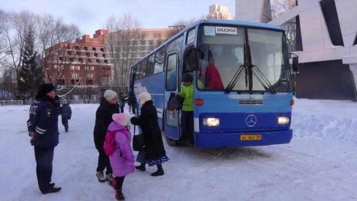 Не отпускайте детей на экскурсии без медиков! В ГИБДД рассказали о правилах автобусных поездок
