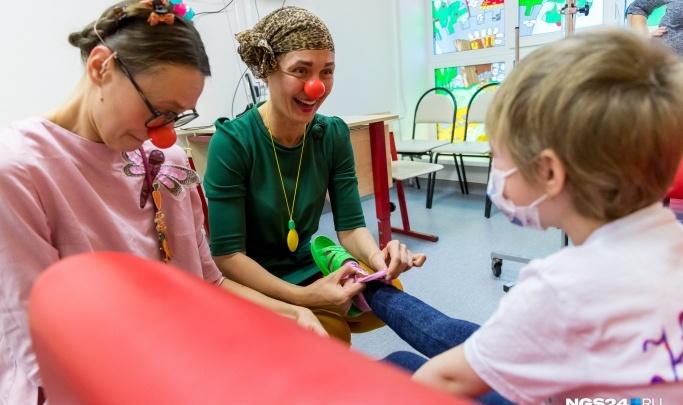 В Красноярском крае впервые родились дети с онкологическим заболеванием
