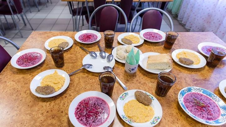 Бесплатное питание для школьников Челябинской области введут уже с 1 сентября
