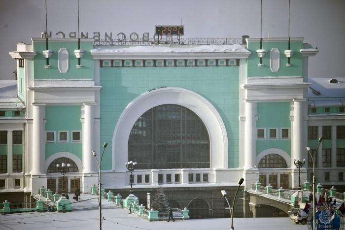 Пропавшего нашли на новосибирском вокзале