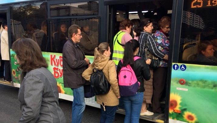 «Мало автобусов»: администрация Волгограда назвала причину транспортной неразберихи