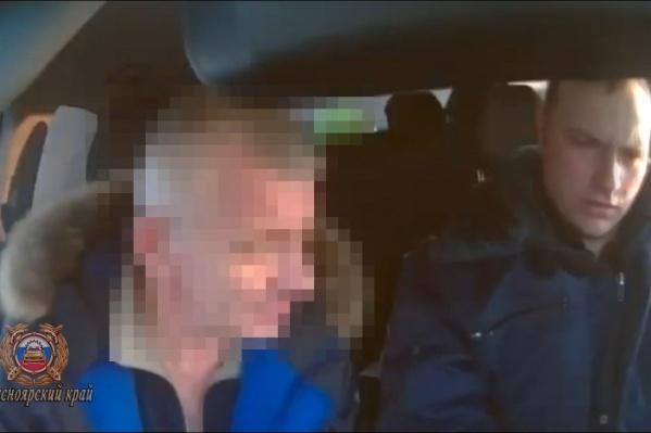 Попытку дать взятку засняли камеры в автомобиле<br>