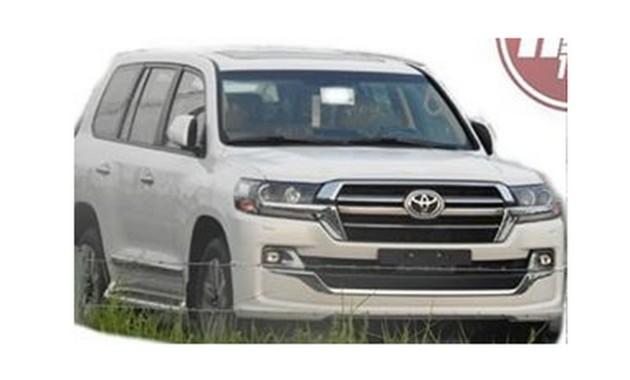 «Тойота» показала обновленный 200-й «Крузер»