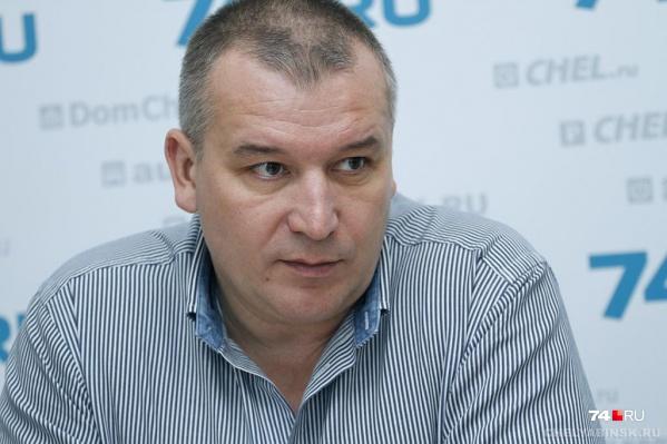 Заявление Евгений Крехтунов написал 4 октября