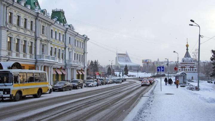 МЧС предупреждает жителей Омской области о сильном ветре на 8 Марта