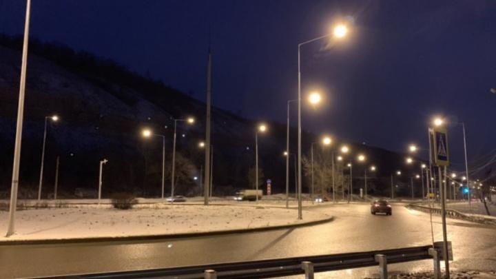 В Самаре смонтируют умное уличное освещение