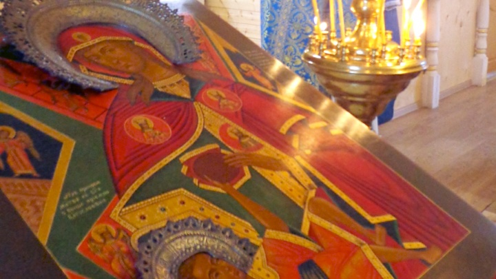 Ярославцев просят помочь найти редкую икону, украденную из храма