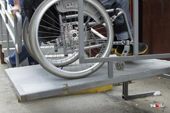По словам родственников, арестованный челябинец прикован к инвалидному креслу