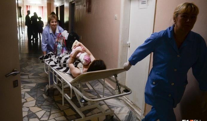 Екатеринбурженок напугала новость о закрытии роддома на Химмаше