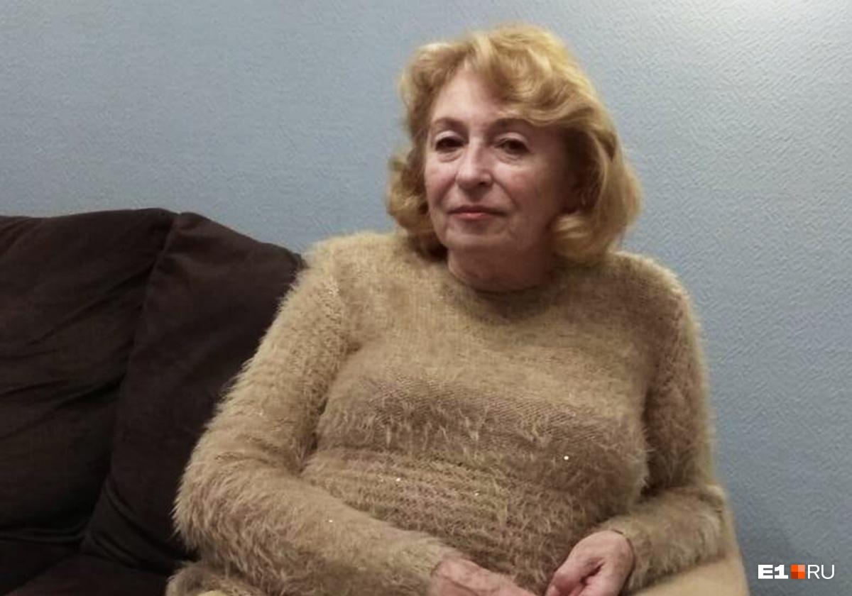 Элеонора Дубровская