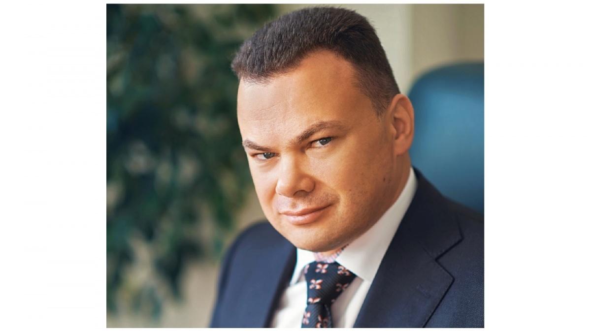 Председатель правления Банка «НЕЙВА» Павел Ефремов