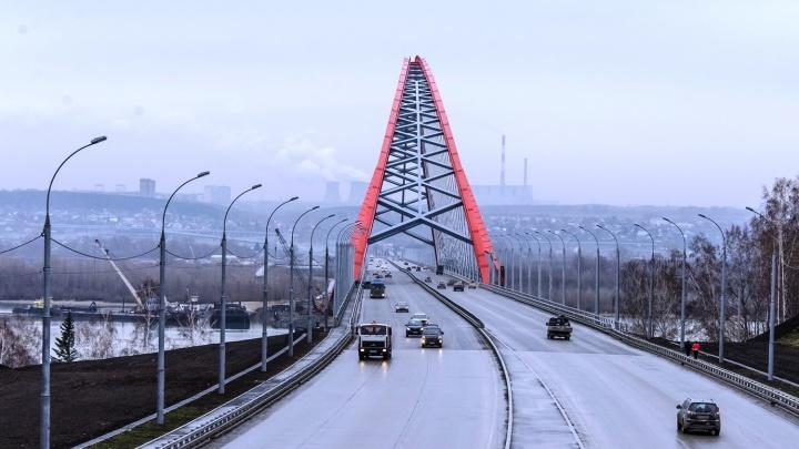 Строителям Бугринского моста пригрозили иском о банкротстве