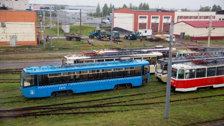В Ярославле троллейбусное депо хотят объединить с трамвайным: чем это обернется