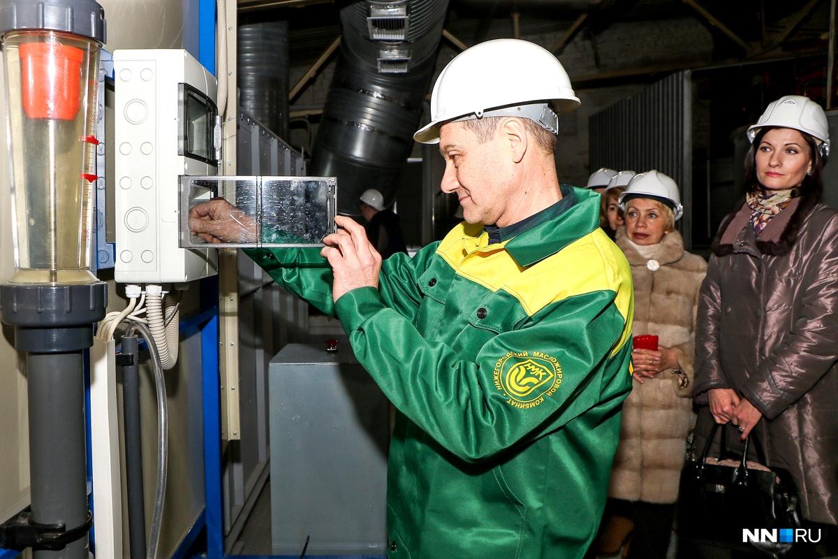 НМЖК запустил систему очистки выбросов стоимостью 41 млн. руб.