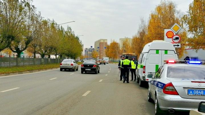 В Ярославле гаишники устроили облаву на водителей: где ловили должников