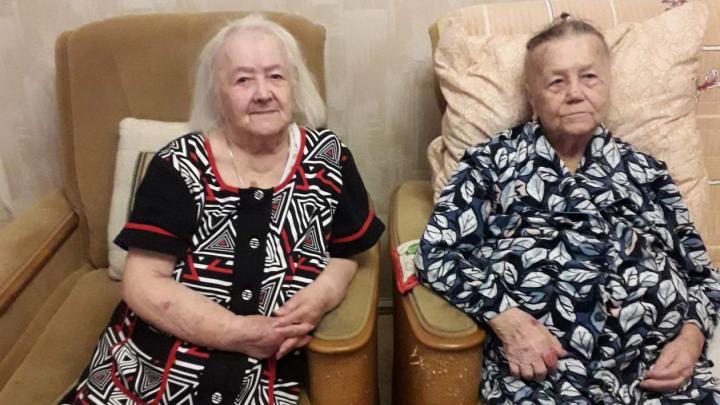 «Родные думали, что она умерла»:челябинка спустя 78 лет нашла сестру, потерянную в войну