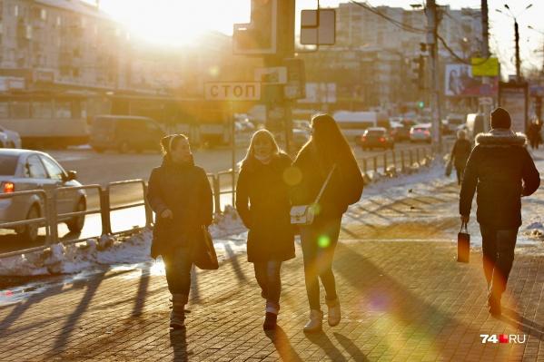 Зима на носу, но по-настоящему крепких морозов в Челябинске ещё не было. И, похоже, в ноябре их не будет